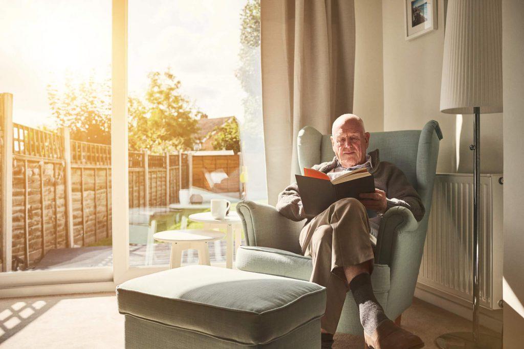 Aging in Place O direito de envelhecer em casa